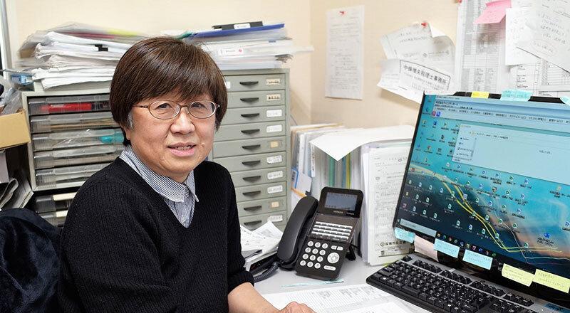亡き夫の遺志を継いだ肝っ玉母さん社長、ICT活用で働き方改革を推進 ティエスサンホーム(東京都)