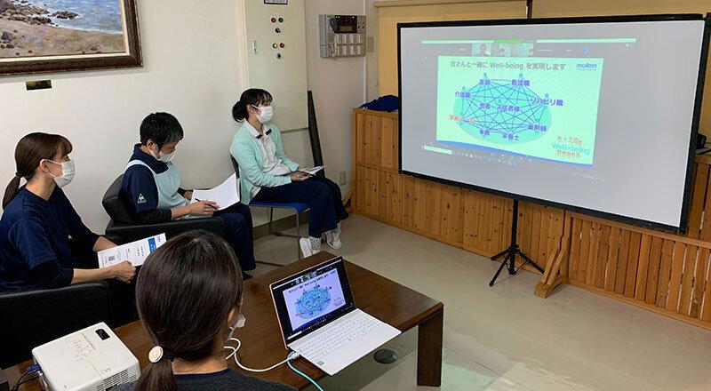 コロナ禍をバネに介護研修をデジタル化、見え始めた様々な効果。DXで介護業界を変えていく愛媛県老人保健施設協議会(愛媛県)