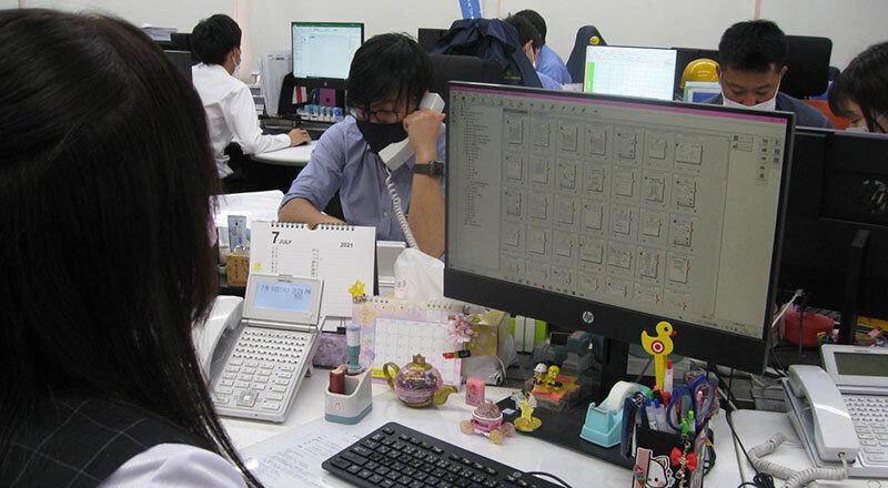 FAXのデジタル化で年間9万枚超の印刷物削減、社員の意識も変わった 宮脇鋼管(大阪府)