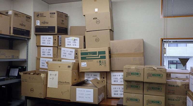 100万枚の書類を3週間で一掃 開放的な職場をつくる サーラビジネスソリューションズ(愛知県豊橋市)