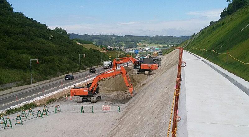 土木のICT施工を推進、i-Constructionで建設業新時代へ 齋勝建設(青森県)