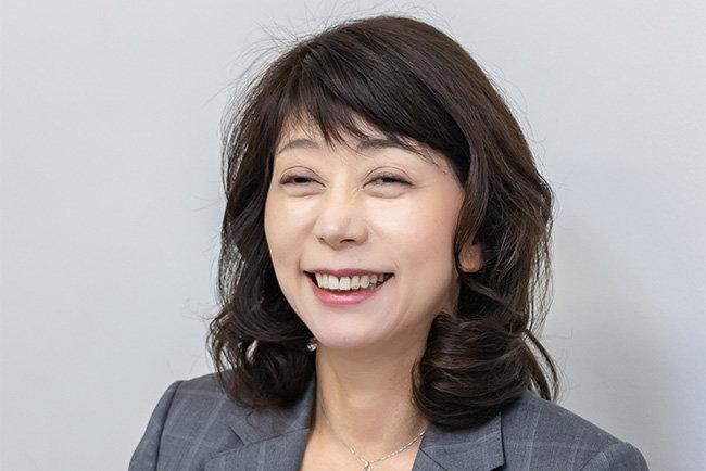 パワフルでいて気配りを感じる社会保険労務士事務所「あおぞらコンサルティング」の池田直子所長