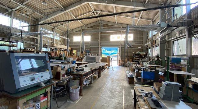 群馬県高崎市に本社を持つ中川商工は、パッキンやガスケットを中心とした産業用部品を加工・製造している。