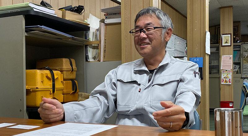 連携が欠かせない建設業界 協力企業と次世代ICT化に取り組む東郷建設